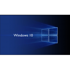 Windows 10 Professional 1 PC 32/64 full